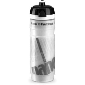 Elite Nanogelite Thermoflasche 500ml weiß/grau